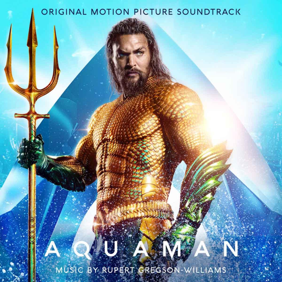 دانلود موسیقی متن آکوامن - Aquaman